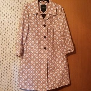 Talbot's A-Line Coat Size 14